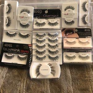🚨PRICE DROP🚨 NIB False Lashes/ Eyelash Lot 🤩